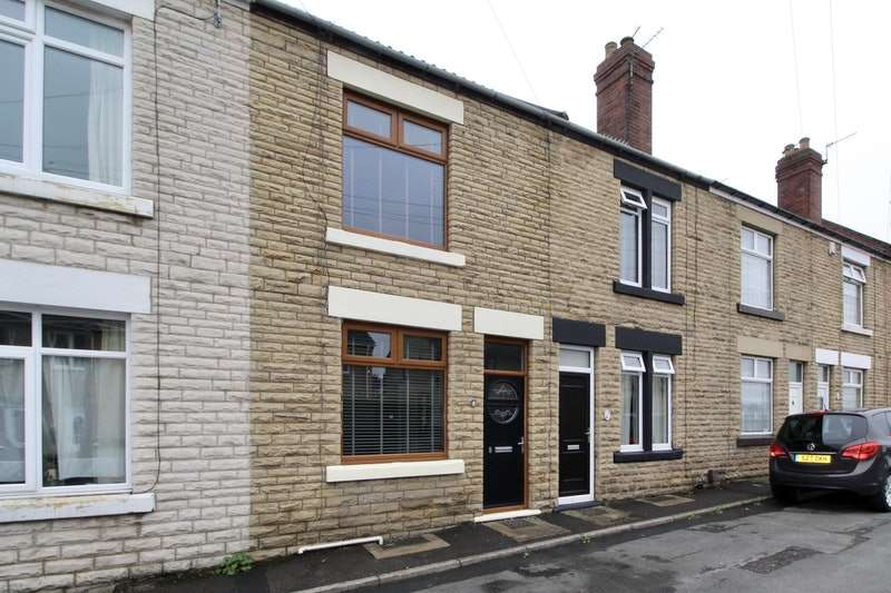 2 Bedrooms Terraced House for sale in Woodfield Road, Rotherham, South Yorkshire, S63