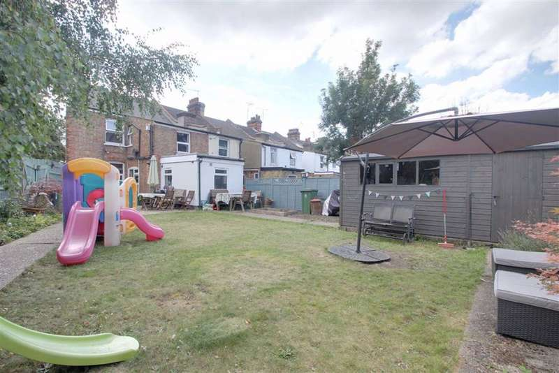 3 Bedrooms End Of Terrace House for sale in Watford