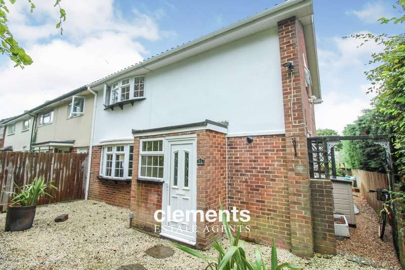 4 Bedrooms End Of Terrace House for sale in Gadebridge, Hemel Hempstead