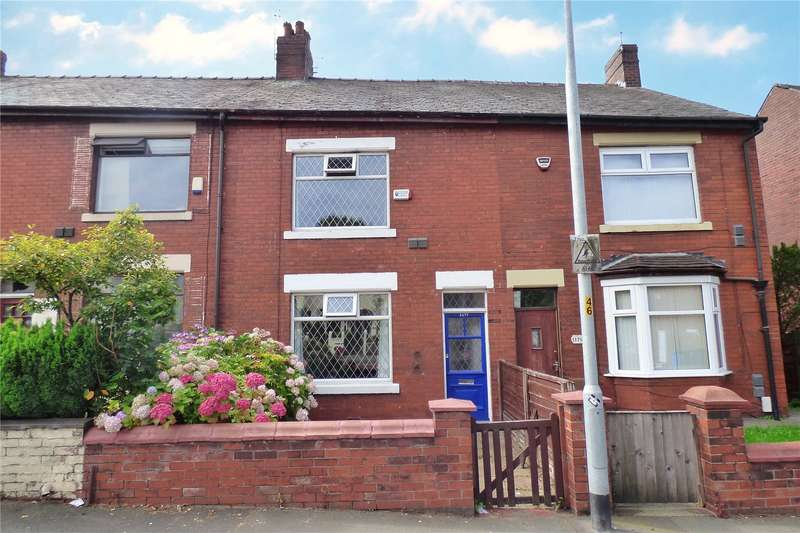 2 Bedrooms Terraced House for sale in Middleton Road, Mills Hill, Chadderton, Oldham, OL9