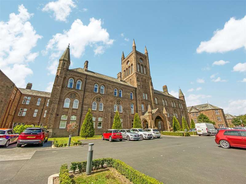 1 Bedroom Penthouse Flat for sale in South Wing, The Residence - a luxury top floor apartment with a superb roof terrace
