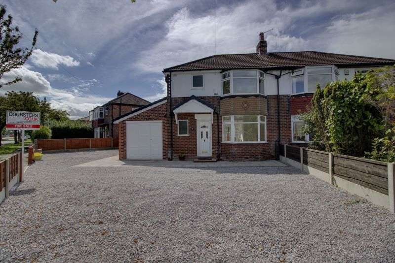 3 Bedrooms Property for sale in Lansdowne Road, Flixton, M41