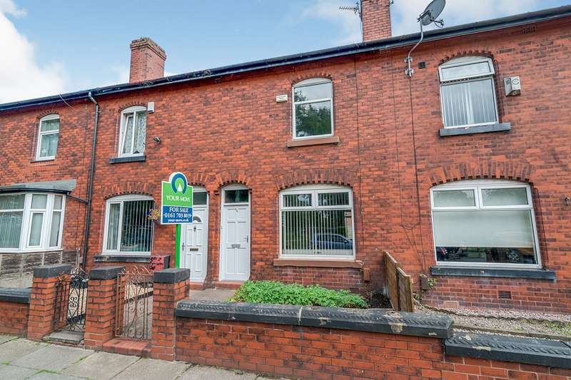 3 Bedrooms Property for sale in St Marys Road, Worsley, M28