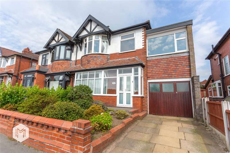 4 Bedrooms Semi Detached House for sale in Kermoor Avenue, Bolton, Greater Manchester, BL1