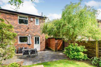2 Bedrooms Semi Detached House for sale in Heaton Road, Withington, Manchester, Greater Manchester