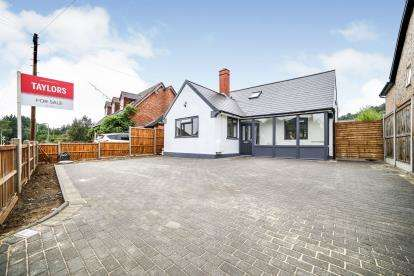 4 Bedrooms Detached House for sale in Clophill Road, Maulden, Bedford, Bedfordshire