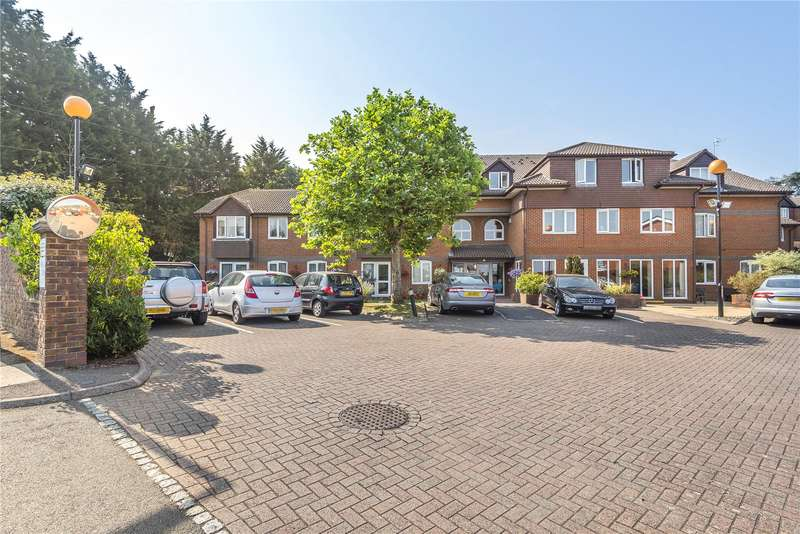2 Bedrooms Retirement Property for sale in Herne Court, Richfield Road, Bushey, WD23
