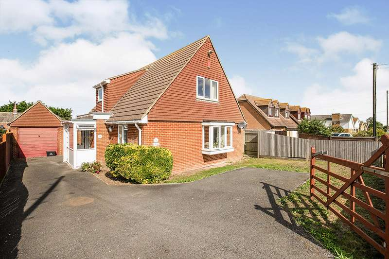 3 Bedrooms Detached House for sale in Pett Level Road, Winchelsea Beach, Winchelsea, East Sussex, TN36