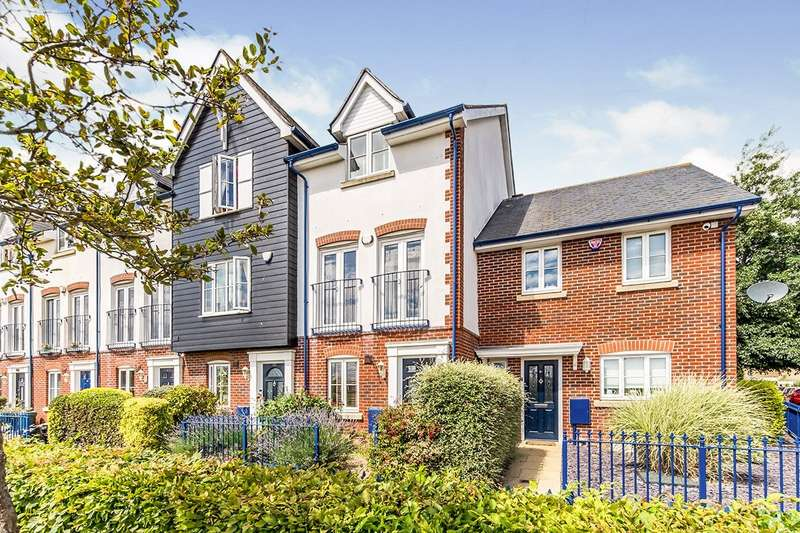 3 Bedrooms House for sale in Galleon Way, Upnor, Rochester, Kent, ME2