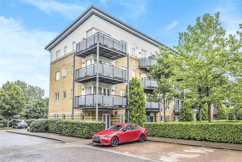 2 Bedrooms Penthouse Flat for sale in Cavalli Apartments, Modena Mews, Watford, Hertfordshire, WD18