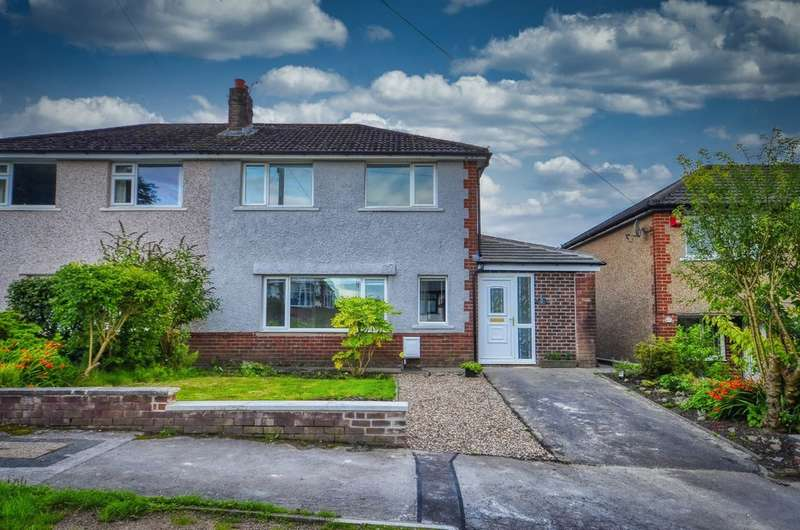 3 Bedrooms Semi Detached House for sale in Moor Lane, Chapels, Darwen