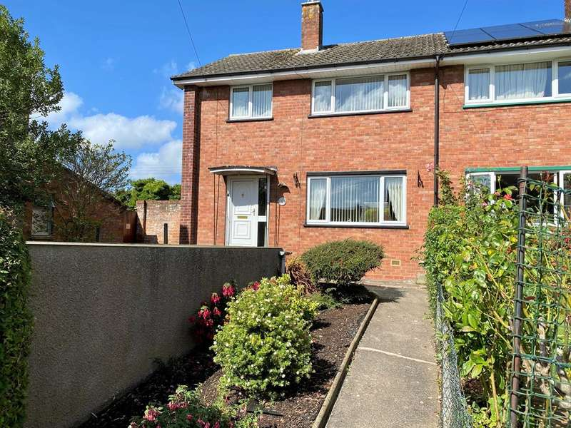 3 Bedrooms Semi Detached House for sale in Stock Lane, Berkeley, GL13 9BY