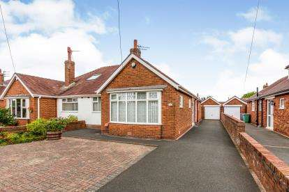 2 Bedrooms Bungalow for sale in Clarendon Road North, Lytham St Anne's, Lancashire, England, FY8