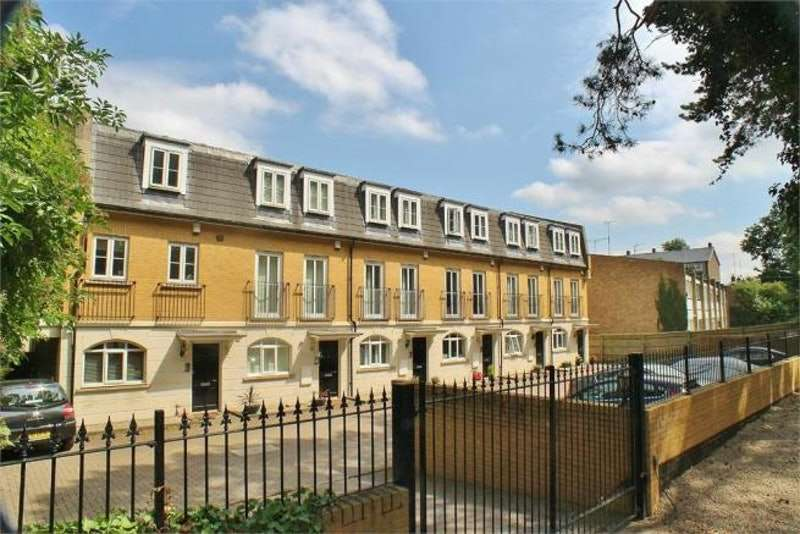 4 Bedrooms Town House for sale in Ravensbourne Avenue, Beckenham, London, BR3