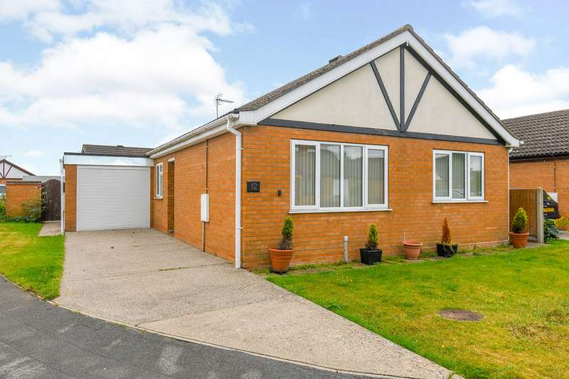 3 Bedrooms Detached Bungalow for sale in Windsor Park Close, North Hykeham, Lincoln, Lincolnshire, LN6
