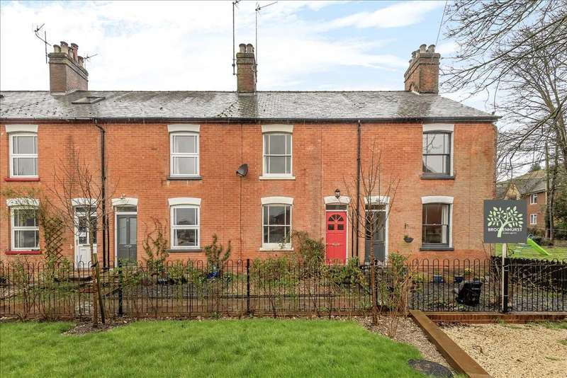 2 Bedrooms Terraced House for sale in Fairclose Terrace, Whitchurch