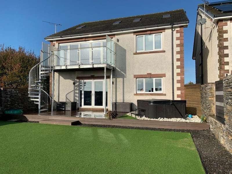 5 Bedrooms Detached House for sale in Borwick Rails, MILLOM