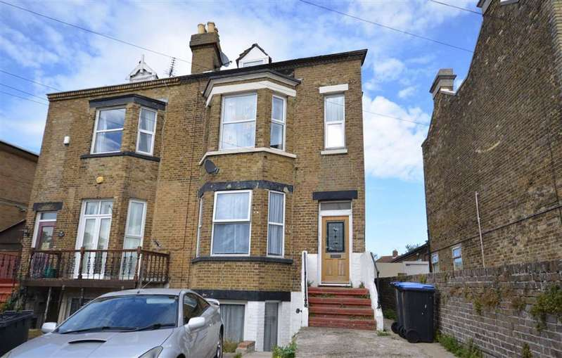 1 Bedroom Flat for sale in St. Peters Road, Margate, Kent