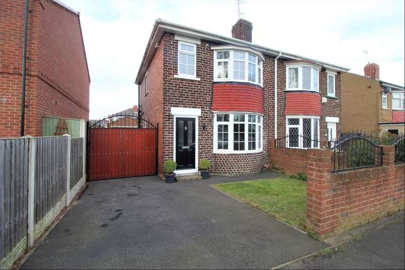 3 Bedrooms Semi Detached House for sale in Westerdale Road, Doncaster, DN5