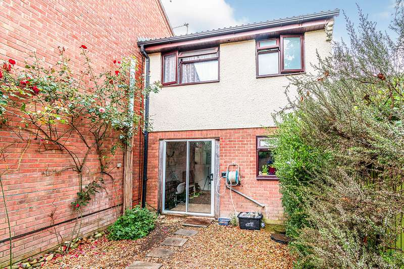 1 Bedroom End Of Terrace House for sale in Thomas Close, Totton, Southampton, Hampshire, SO40