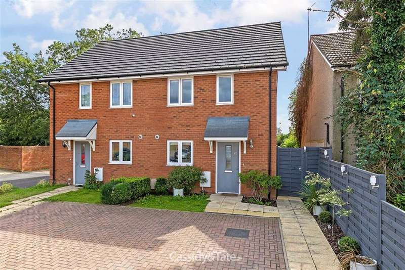 2 Bedrooms Property for sale in Beech Crescent, Wheathampstead, Hertfordshire - AL4 8TD