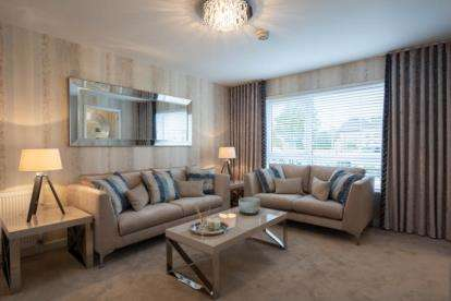 2 Bedrooms Semi Detached House for sale in Cathkin View, Ardencraig Road