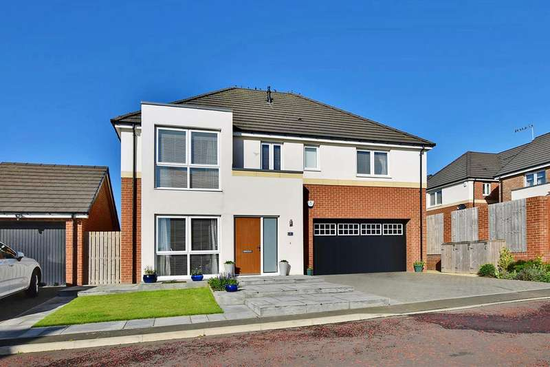 5 Bedrooms Detached House for sale in Range View, Whitburn, Sunderland