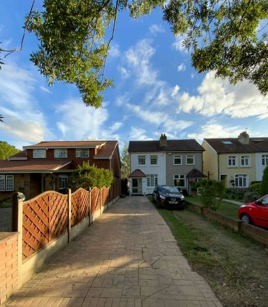 2 Bedrooms Semi Detached House for sale in Tile Kiln Lane, Bexley, Kent, DA5