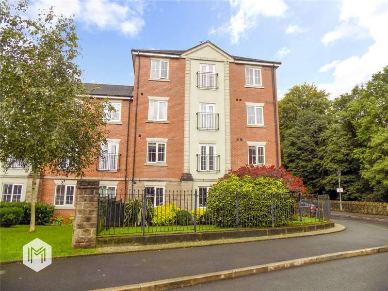 2 Bedrooms Penthouse Flat for sale in Temple Road, Bolton, Greater Manchester, BL1