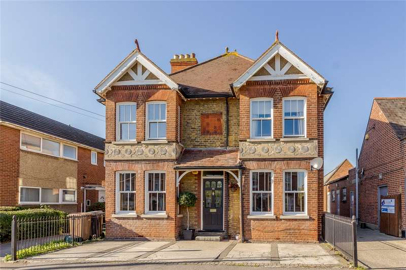 2 Bedrooms Maisonette Flat for sale in Main Road, Broomfield, Chelmsford, Essex, CM1