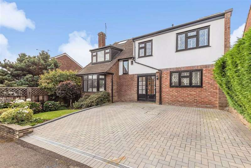 6 Bedrooms Detached House for sale in Richmond Road, New Barnet, Hertfordshire