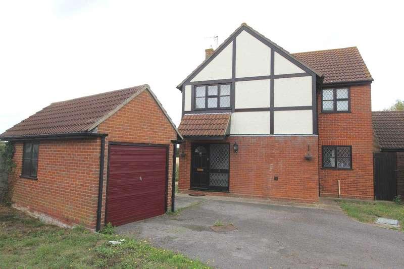 4 Bedrooms Detached House for sale in Bridgemans Green, Latchingdon