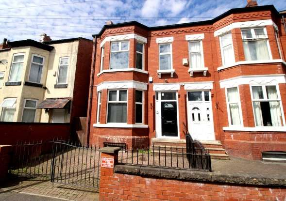 6 Bedrooms Semi Detached House for sale in East Road, Manchester, Greater Manchester, M12 5QY
