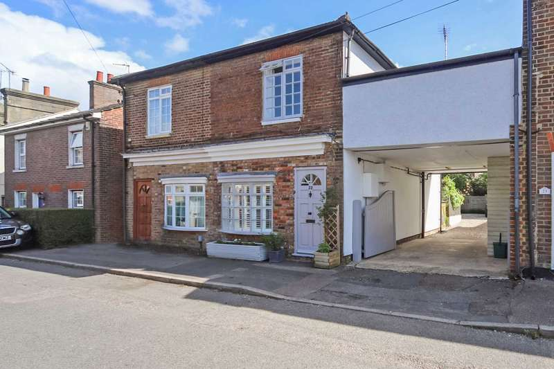 3 Bedrooms Terraced House for sale in Tring