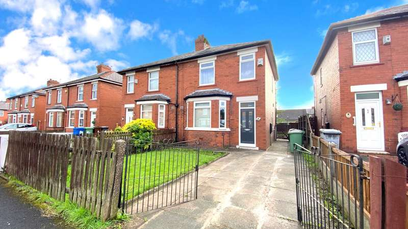 2 Bedrooms Semi Detached House for sale in Legh Street, Ashton In Makerfield