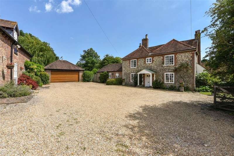 5 Bedrooms Detached House for sale in Woodmancote, Emsworth, West Sussex, PO10