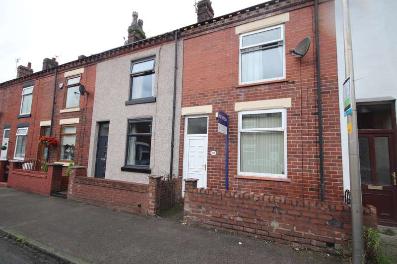 2 Bedrooms Terraced House for sale in Selwyn Street, Leigh, WN7 1RS