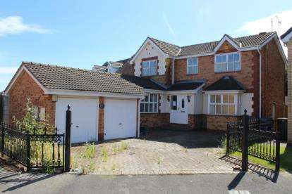 4 Bedrooms Detached House for sale in Grange View, Balby, Doncaster