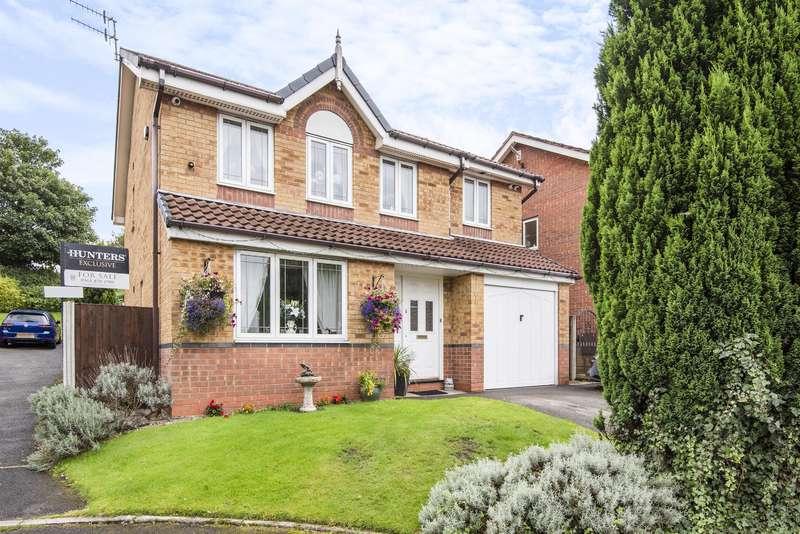 4 Bedrooms Detached House for sale in Ashdowne Lawns, Stalybridge, SK15 3GE