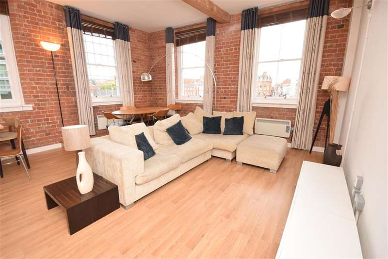 2 Bedrooms Apartment Flat for rent in King Street, Leicester, , LE1 6RN