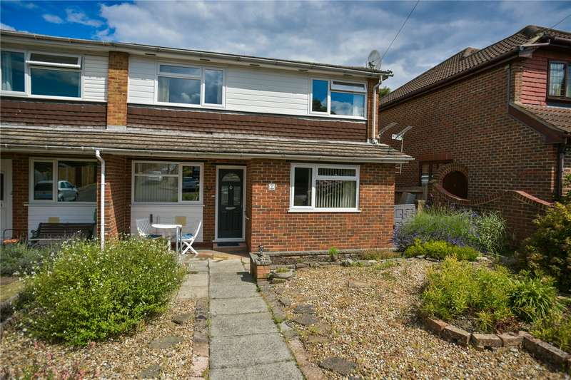 3 Bedrooms Semi Detached House for sale in Briar Dale, Higham, Rochester, Kent, ME3