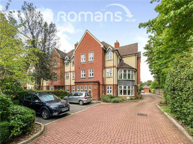1 Bedroom Apartment Flat for sale in Sycamore Grange, Branksomewood Road, Fleet