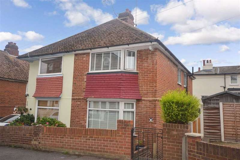 3 Bedrooms Semi Detached House for sale in Belmont Road, Broadstairs, Kent