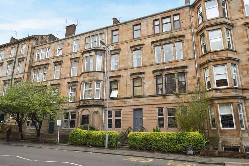 3 Bedrooms Flat for sale in Queen Margaret Drive, North Kelvinside