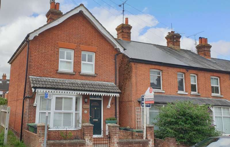 3 Bedrooms Detached House for sale in Brookvale, Basingstoke, RG21