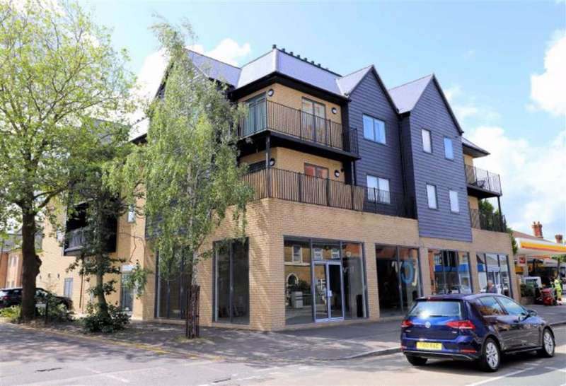 2 Bedrooms Flat for sale in Revival Court, Epping