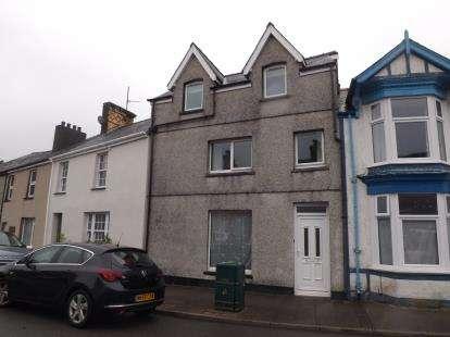 3 Bedrooms Terraced House for sale in High Street, Penrhyndeudraeth, Gwynedd, ., LL48