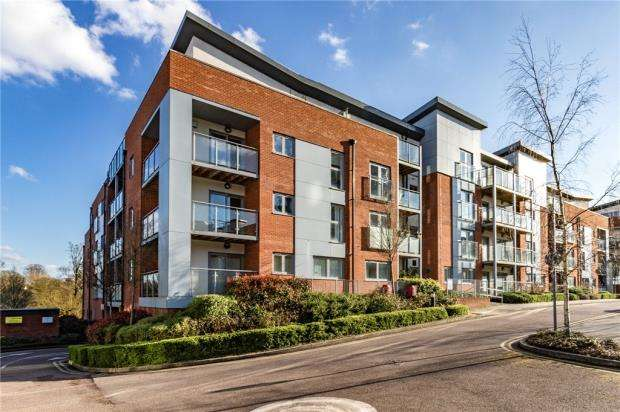 2 Bedrooms Apartment Flat for sale in Barcino House, Charrington Place, St. Albans
