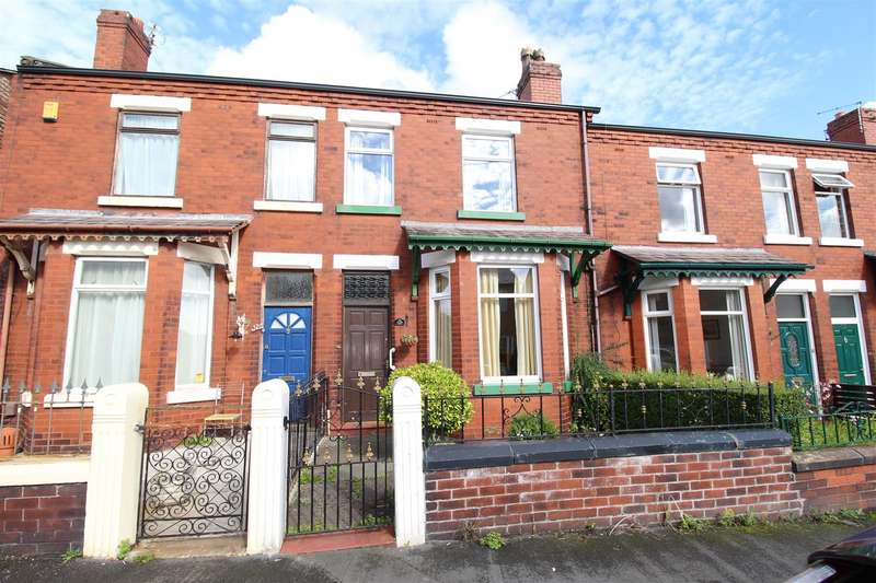 3 Bedrooms Terraced House for sale in Hodges Street, Springfield, Wigan.