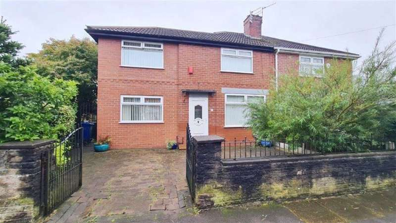 3 Bedrooms Semi Detached House for sale in Shrewsbury Road, Droylsden, Manchester